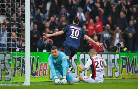 Video clip ban thang PSG 4-1 Nice (Vong 32 Ligue 1 201516) hinh anh