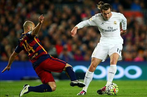 Bale Barca vs Real