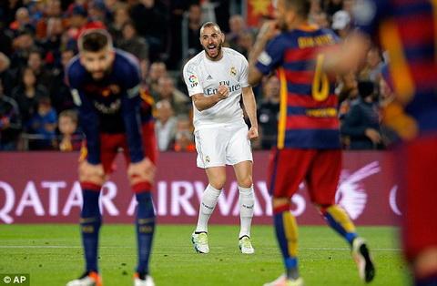 ronaldo real madrid barcelona