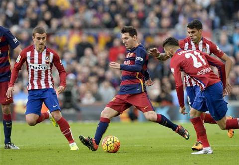 Barcelona va Atletico bi cam mac ao truyen thong vi… trung mau hinh anh