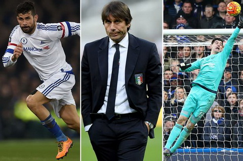 HLV Conte se thanh trung it nhat 2 sao bu o Chelsea hinh anh