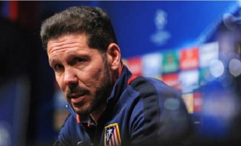 HLV Diego Simeone doa ha do van Barca tai Vicente Calderon hinh anh 2