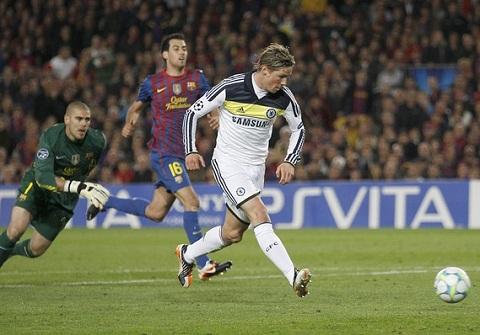 Truoc Tran Barca vs Atletico Nguoi Catalan so tien dao Fernando Torres hinh anh 2