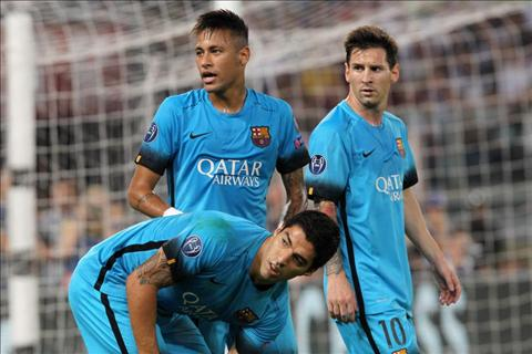 Diem yeu cua Barca sau tran 2-1 Atletico Tam tau bo ba MSN hinh anh 2