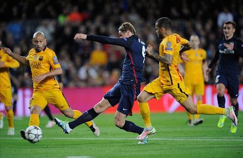 Hau ve Atletico Ho bao ve cho Barcelona hinh anh