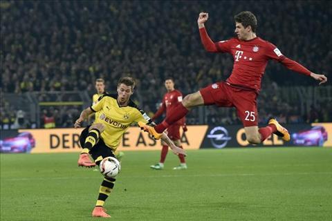 Dortmund vs Liverpool Vo vun o Signal Iduna Park hinh anh 3