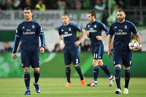 Ronaldo BBC Real
