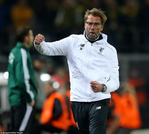 Du am tuong thuat tran Dortmund vs 1-1 Liverpool tu ket Europa League hinh anh
