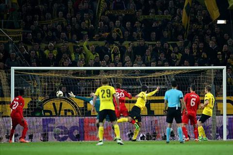 HLV Jurgen Klopp nhan loi trong tran dau Dortmund 1-1 Liverpool hinh anh