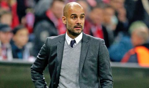 HLV Pep Guardiola hinh anh
