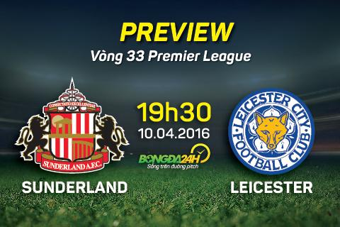 Sunderland vs Leicester (19h30 ngay 1004) Thien duong vay goi hinh anh 2