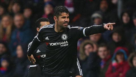 Tien dao Diego Costa can nhac viec roi Chelsea den Trung Quoc thi dau hinh anh