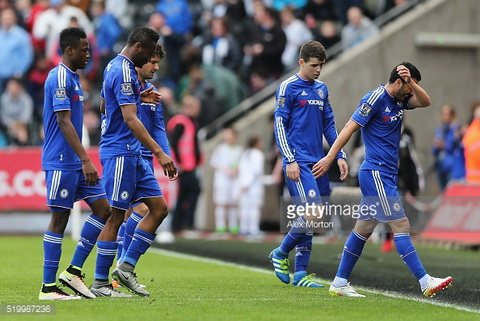 Swansea 1-0 Chelsea hinh anh