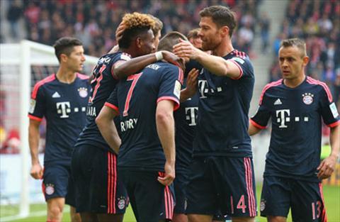 Video clip ban thang Stuttgart 1-3 Bayern Munich (Vong 29 Bundesliga 201516) hinh anh
