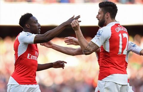 Du am tran Arsenal 1-0 Norwich hinh anh