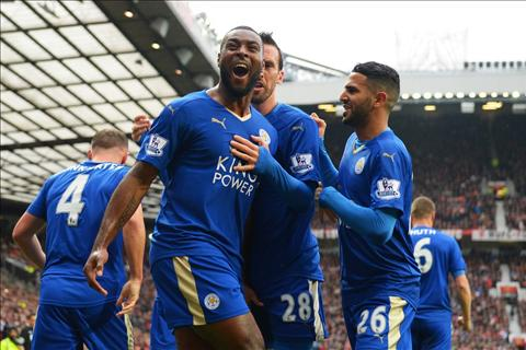 Leicester vo dich Premier League 201516 hinh anh