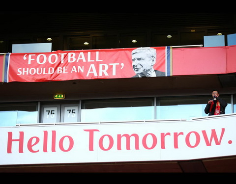 Cac CDV Arsenal muon mot su thay doi chu khong muon chung kien phao thu tiep tuc sa lay do su bao thu cua Wenger.