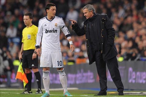 Mourinho Ozil