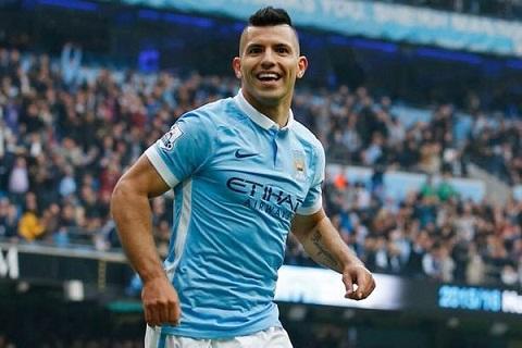 Sergio Aguero Niem hy vong lon nhat cua Man City mua toi hinh anh