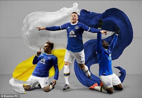 Everton trinh lang ao dau moi lay cam hung tu SVD Goodison Park hinh anh 2