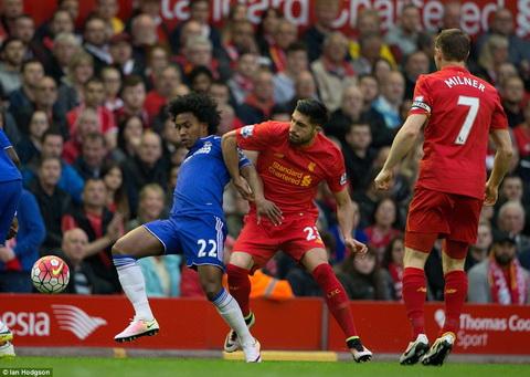 Liverpool 1-1 Chelsea The Kop thoat chet ngoan muc tren san nha hinh anh 3