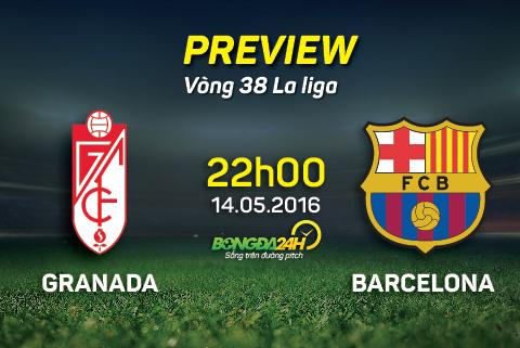 Preview: Granada - barcelona