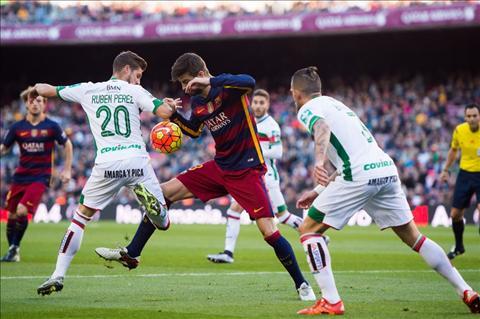Granada vs Barcelona (luot di 0-4, 22h 145) Maletin chon vui ga khong lo hinh anh 3