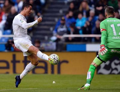 Deportivo 0-2 Real Madrid