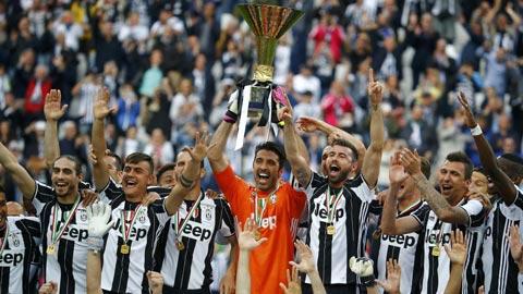 CLB Juventus hinh anh 4