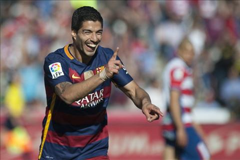 Luis Suarez Chang rang tho tren con duong lat do de che Ronaldo - Messi hinh anh