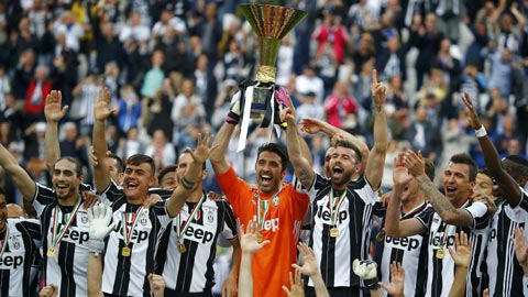 Serie A ha man Juve dai thang trong ngay nang cup hinh anh