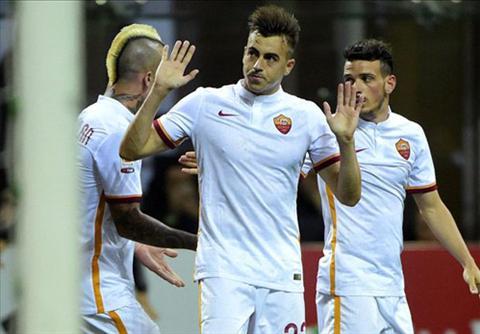 Video clip ban thang AC Milan 1-3 AS Roma (Vong 38 Serie A 20152016) hinh anh