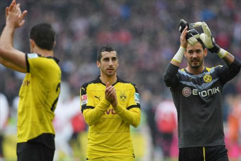 Video clip ban thang Dortmund 2-2 Cologne (Vong 34 Bundesliga 201516) hinh anh