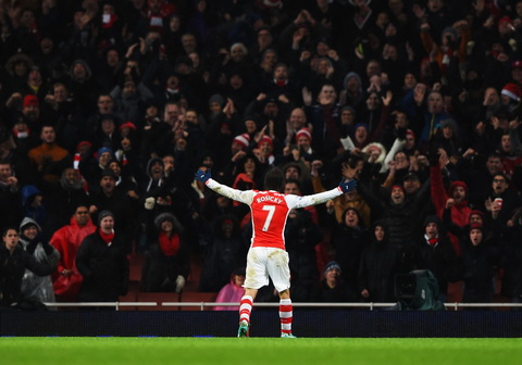 Tomas Rosicky hinh anh 2