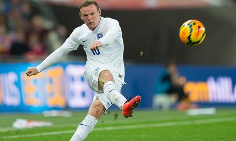 DT Anh Rooney se da trong vai tro nao tai Euro 2016 hinh anh 2