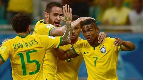 Gioi thieu DT Brazil tai giai dau Copa America 2016 hinh anh