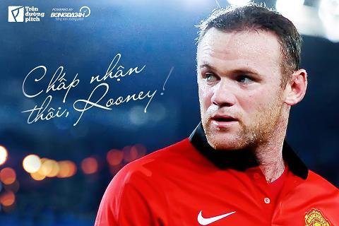 Su that vong cua Wayne Rooney va cau chuyen tren hang cong MU hinh anh