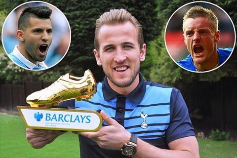 Harry Kane gianh Chiec giay vang Premier League hinh anh