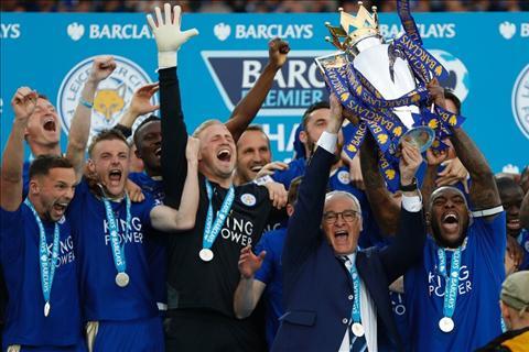 HLV Ranieri Ty le cuoc Leicester vo dich mua toi se la 1 an 6000 hinh anh