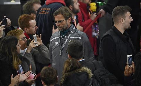 Jurngen Klopp that vong khi lai thua o chung ket. Anh: Reuters