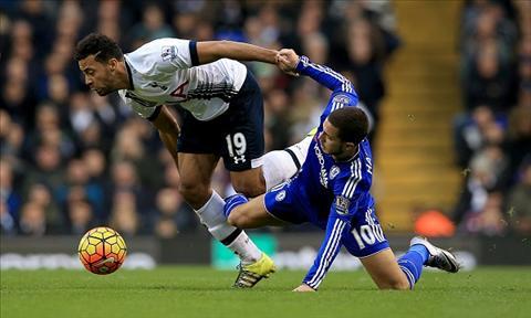 Dong doi chi trich Hazard dang ghen tuc voi Tottenham hinh anh