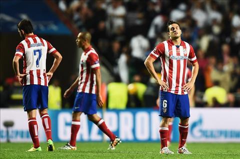 Atletico huong toi chung ket Champions League Thay mau, doi van hinh anh