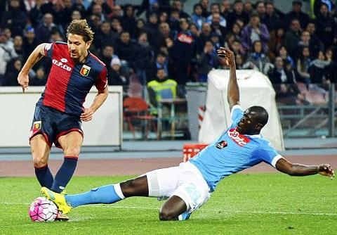 Napoli sẽ bán Koulibaly với giá 120 triệu Euro hình ảnh