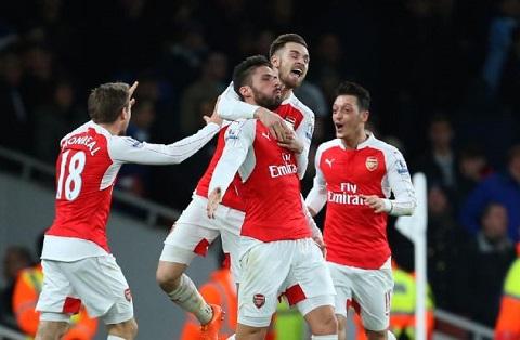 Arsenal: Ngây thơ, trong sáng, thích lừa tình