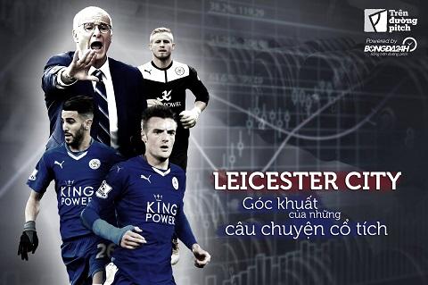 Leicester City: Những góc khuất của câu chuyện cổ tích