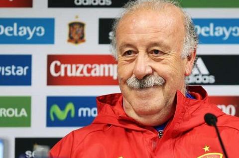 HLV Vicente Del Bosque khiem ton tai EURO 2016