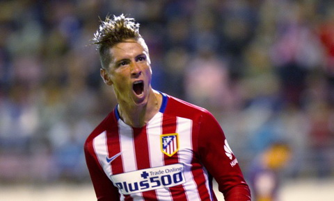 Torres hoi sinh phong do nho loi da tap the cua Atletico Madrid.