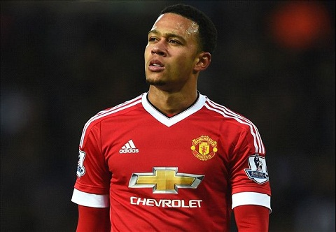 Tien ve Memphis Depay hinh anh