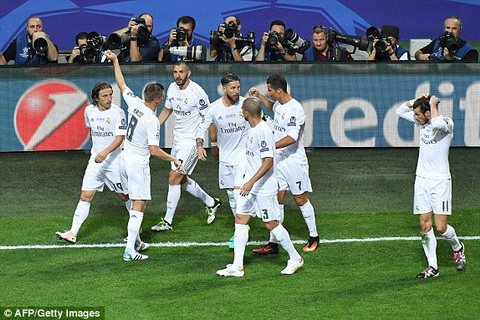 Video clip ban thang: Real 1-1 (pen: 5-3) Atletico (Chung ket Champions League 2015/16)