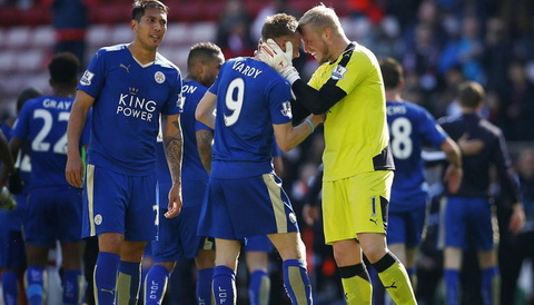 Leicester vo dich Premier League Tan cung su phi ly la  chan ly hinh anh 3